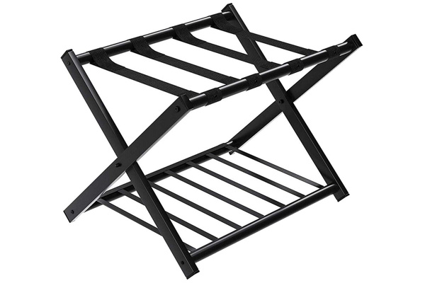 hotel guest room luggage rack made in turkey