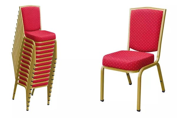 A4-Stackable Banquet Chair Manufactured in Turkey