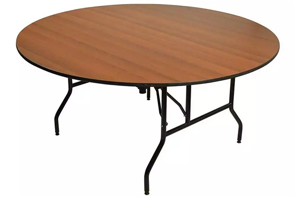 B1-Folding Round Banquet Table Made in Turkey