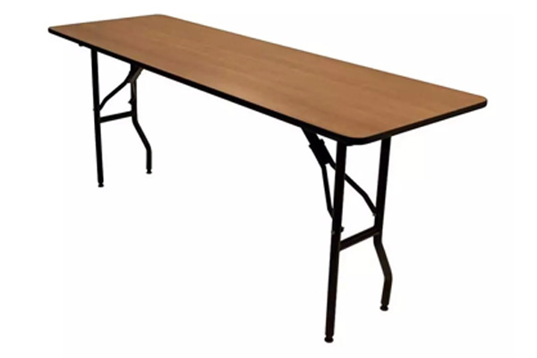 Rectangular Folding Banquet Table Made in Turkey