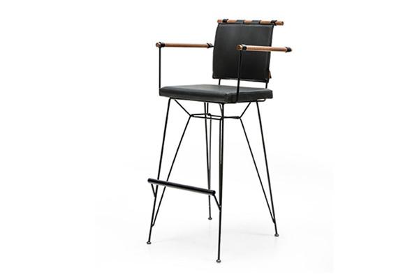 Bar stool chair made in Turkey 3