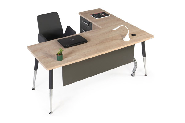 Commercial office desk made in turkey