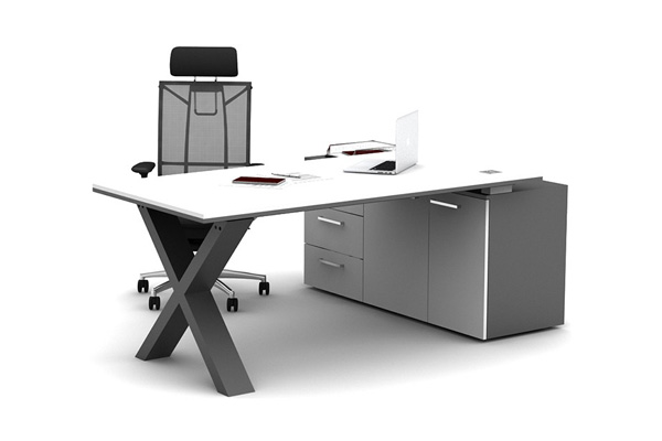 Commercial office desk made in turkey 6