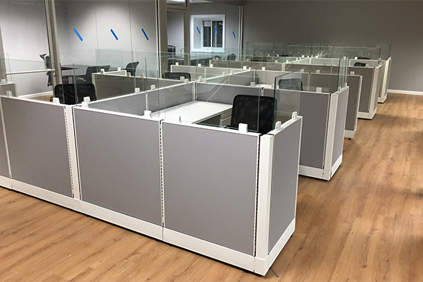 Commercial office dividers partition made in turkey 1