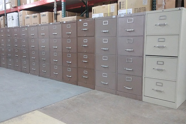 Commercial office file archive cabinet made in turkey 3
