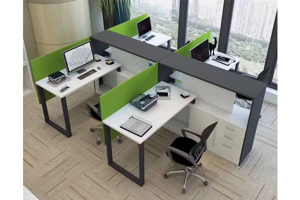 Commercial office working station made in turkey 5