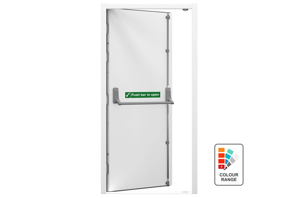 Fire exit doors made in Turkey 6