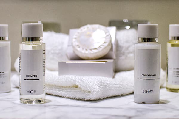 hotel cosmetic products