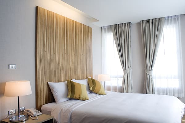 Hotel Curtain Turkey