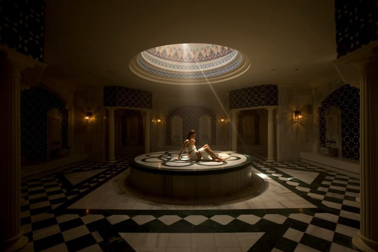Hotel Spa made in Turkey