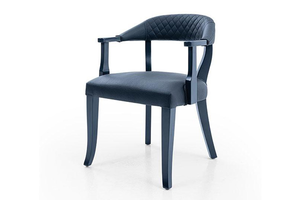 Hotel guest room chair made in Turkey 6