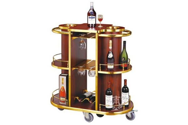 Restaurant cart made in Turkey 5