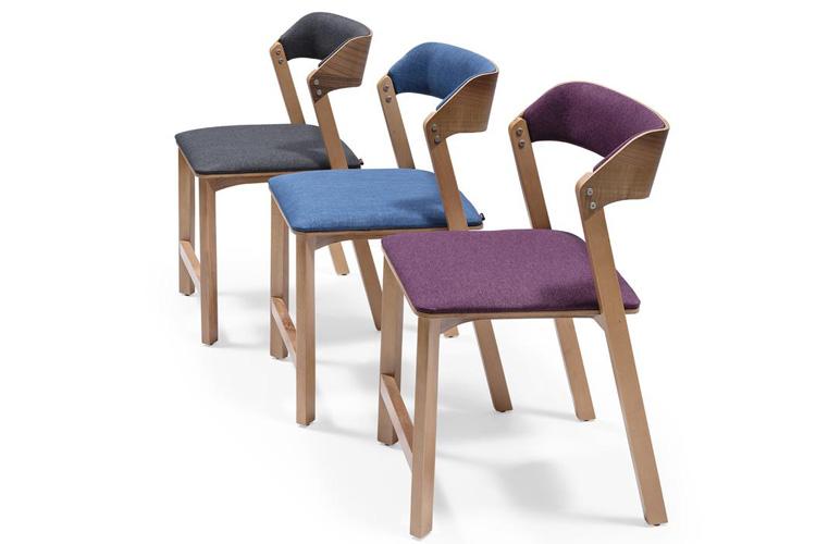 Restaurant chair made in Turkey