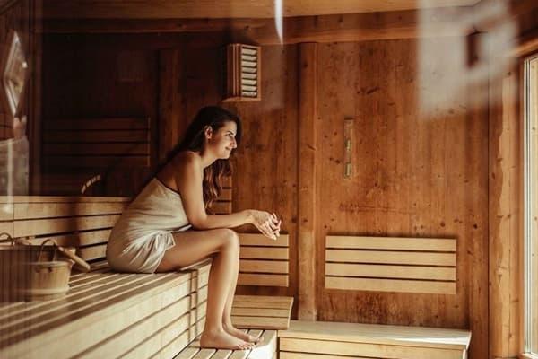 sauna made in turkey