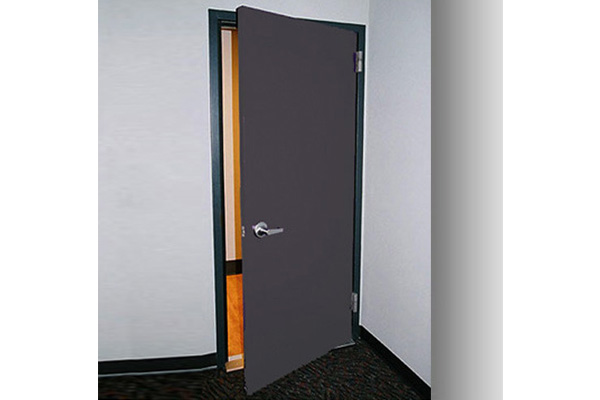 Sound proof acoustic insulated hotel doors made in Turkey 2