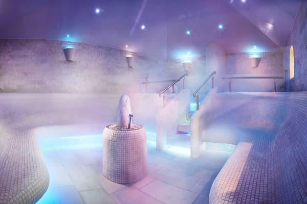 Steam baths made in Turkey