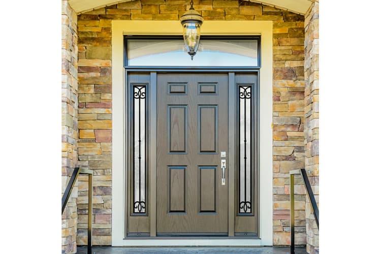Steel doors made in Turkey