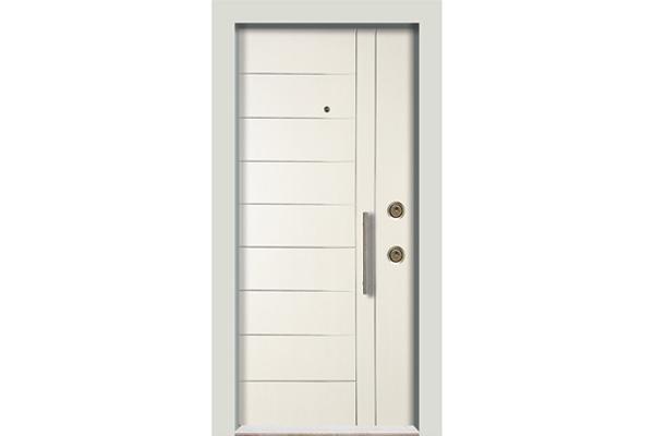 Steel doors made in Turkey 4