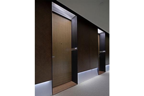 Wooden hotel doors made in Turkey 6