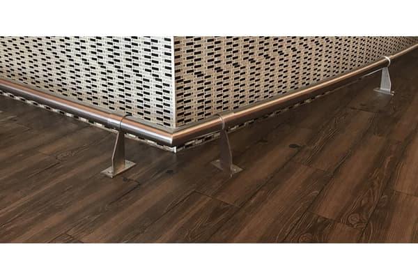 bar foot rail made in Turkey