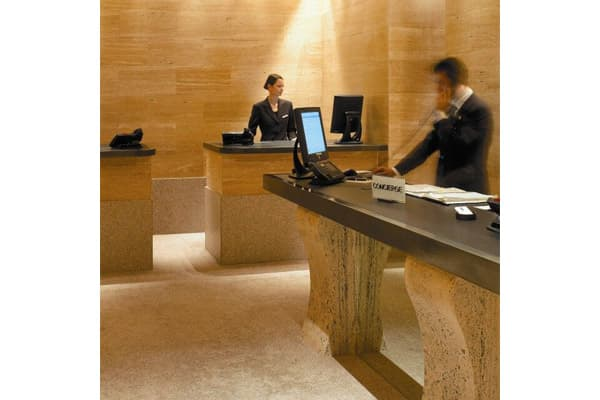 hotel concierge desk made in Turkey