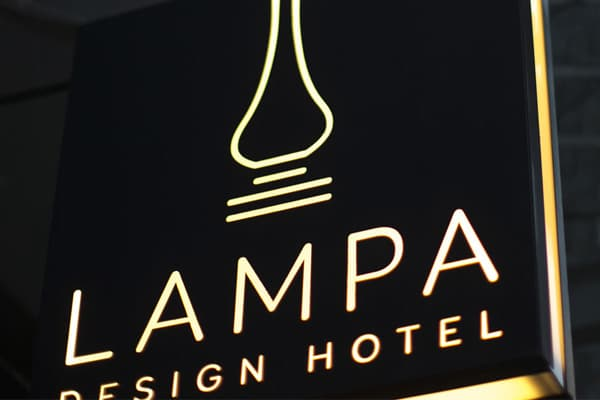 hotel signage made in turkey