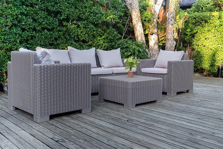 Outdoor Furniture Made In Turkey, Polyurethane Patio Furniture