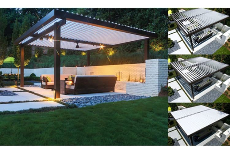 Shading systems made in Turkey