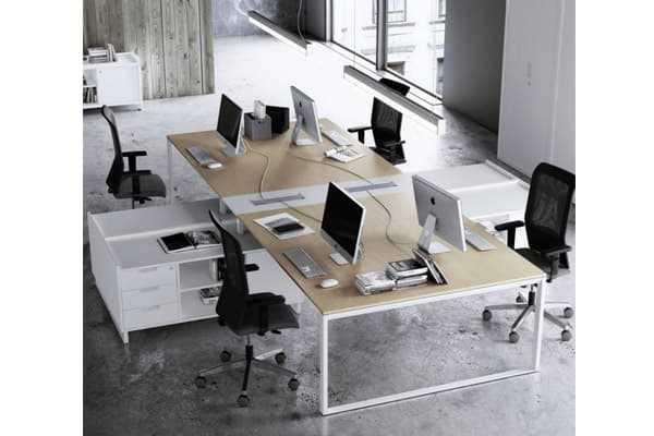 Commercial office working station made in turkey