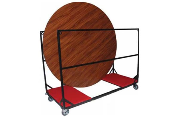H2-Round Banquet Table Trolley made in turkey