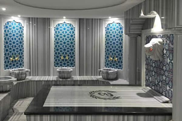Turkish bath Hammams made in Turkey