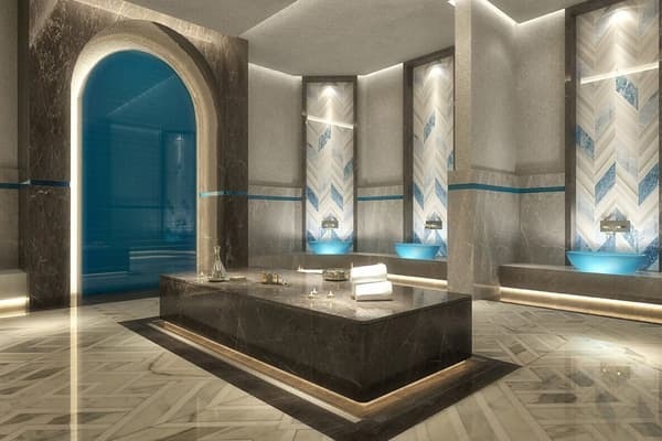 Turkish bath Hammams made in Turkey 5