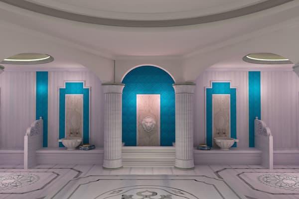 Turkish bath Hammams made in Turkey 6