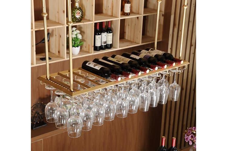 bar glass hanging rack made in Turkey 0