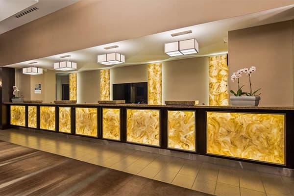 hotel reception desk made in Turkey 6