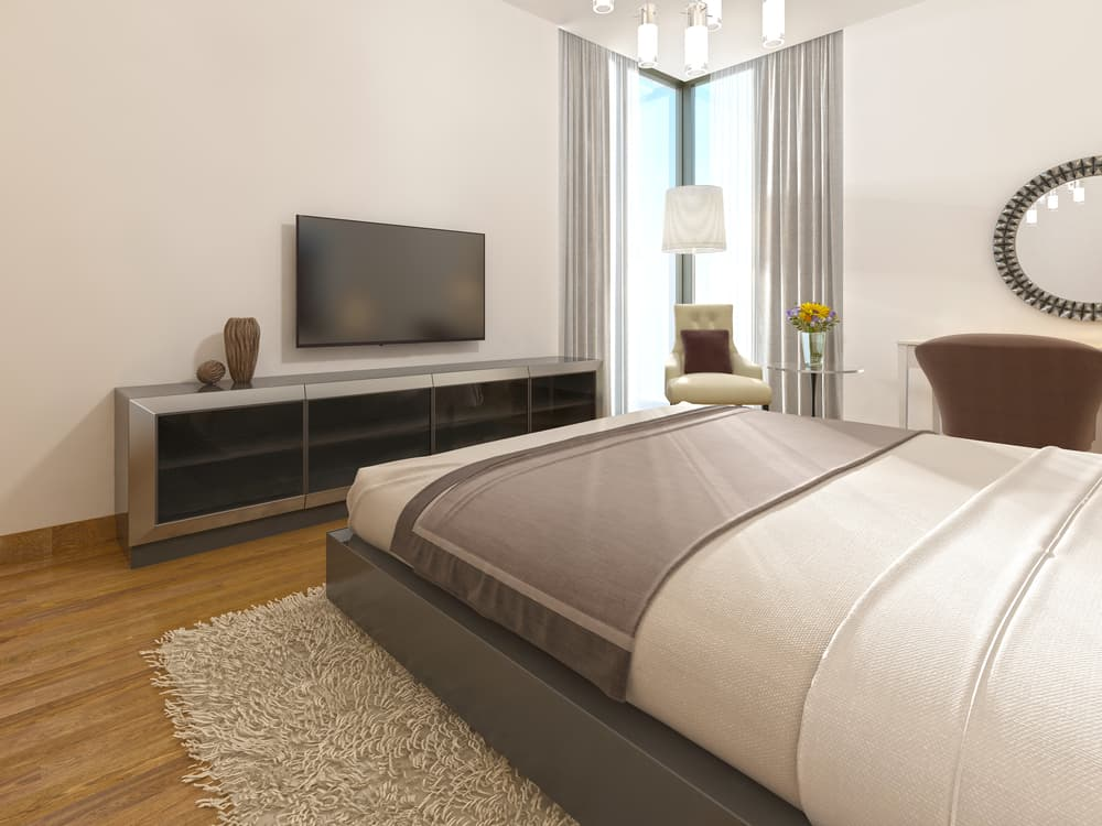 Furniture is an essential feature of a guestroom. It gives the room its sturdy and compact look, and ensures the overall comfort of our guests. You can choose wall-hung or standalone furniture