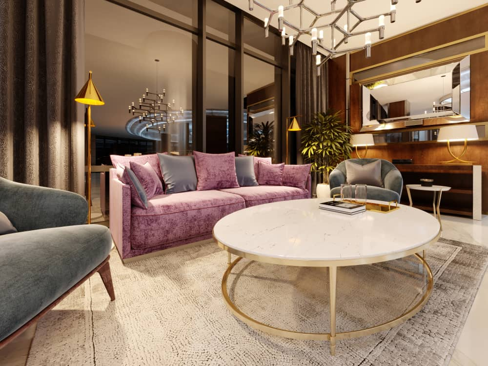 five most important materials in hotel furniture
