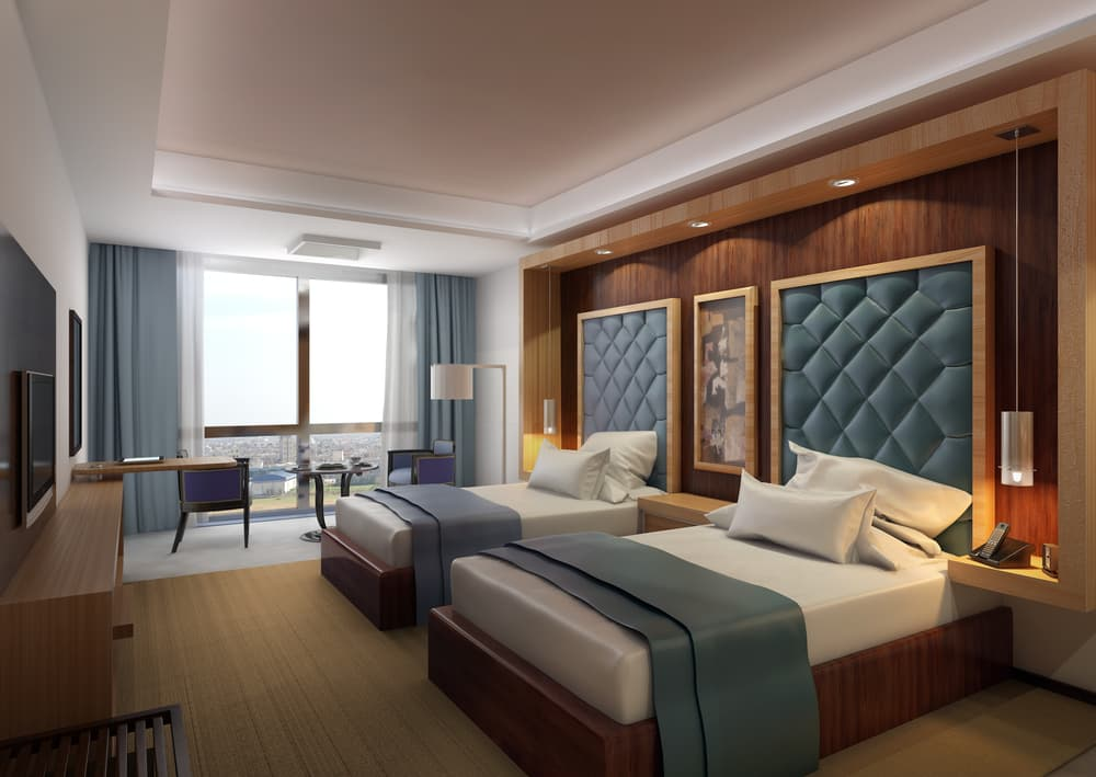 how to design a luxury hospitality guest room made in turkey