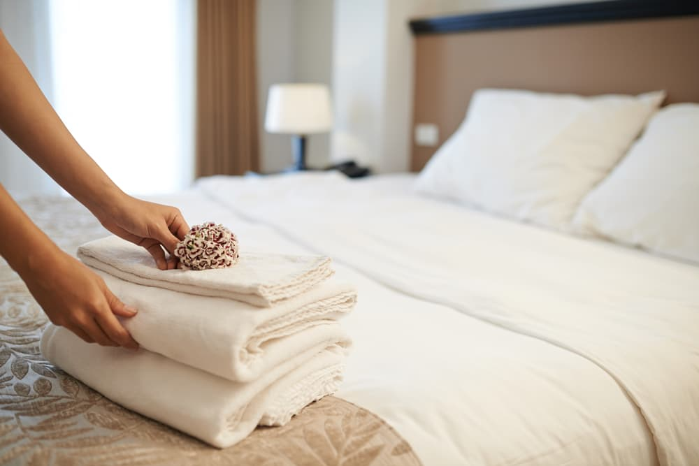 how to make your guest comfortable in a budget hotel room
