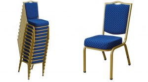 stackable aluminium banquet chair made in turkey