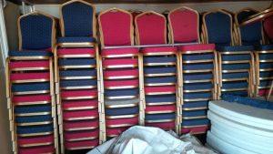 stackable hilton banquet chair