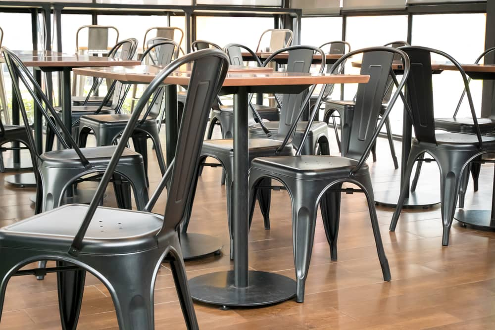 four mistakes while buying a restaurant furniture